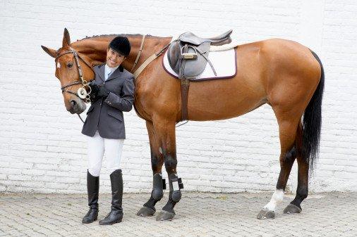 Екипировка на ездача