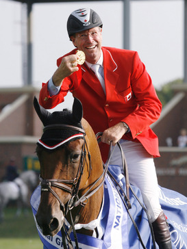 Ездач с рекорд по участия на Олимпиади