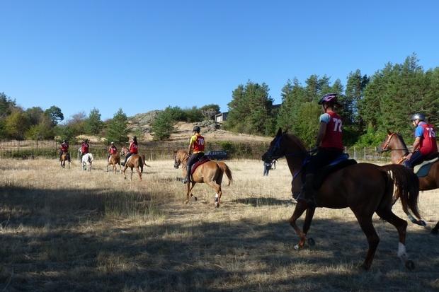 Квалификационен турнир по издръжливост за коне се проведе на Карандила
