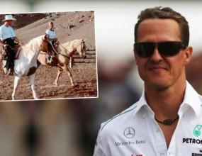 Михаел Шумахер ще  намали конските сили.